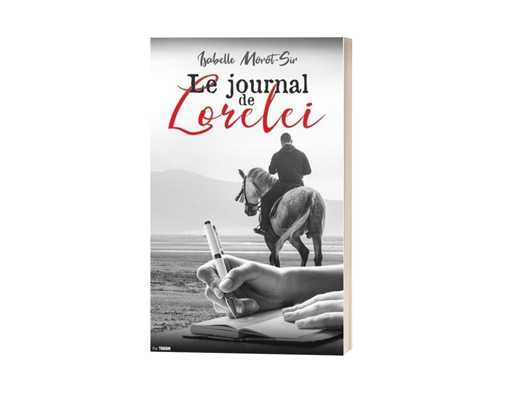 "Livre ""Le journal de Lorelei"" d'Isabelle Morot-Sir"