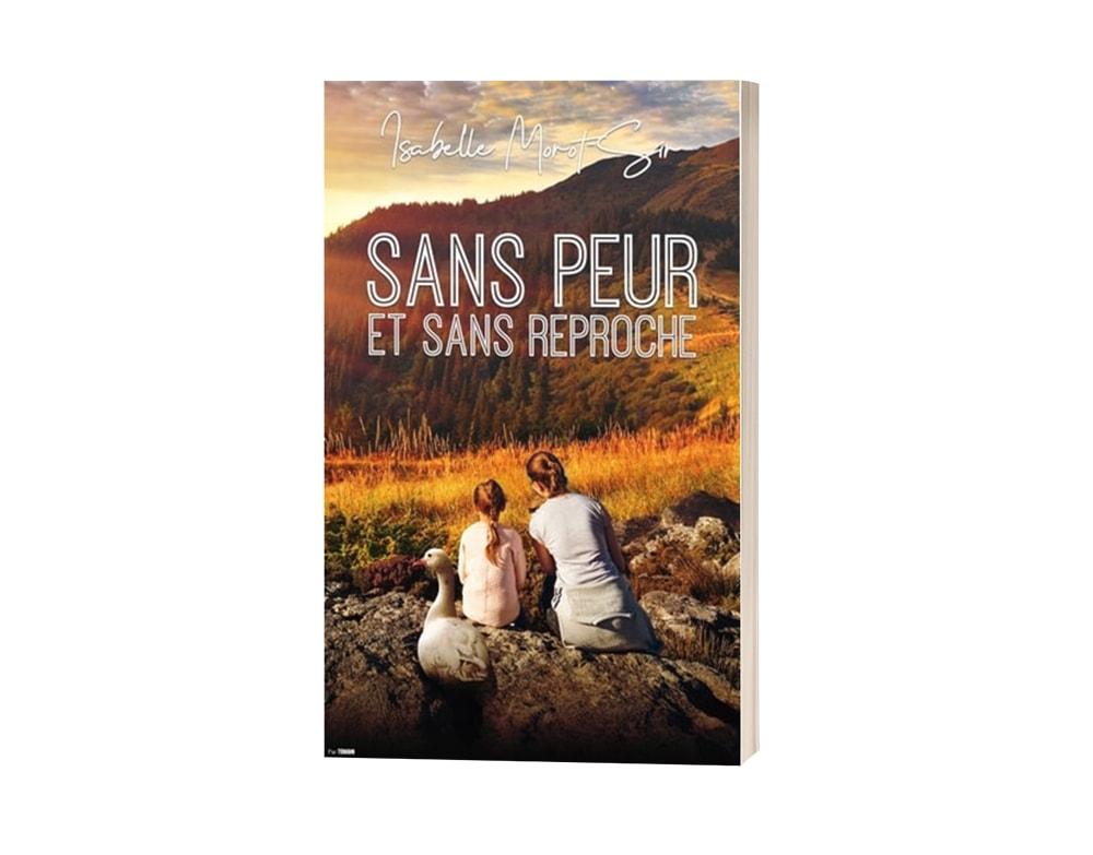 """Livre """"Sans peur et sans reproche"""" d'Isabelle Morot-Sir"""