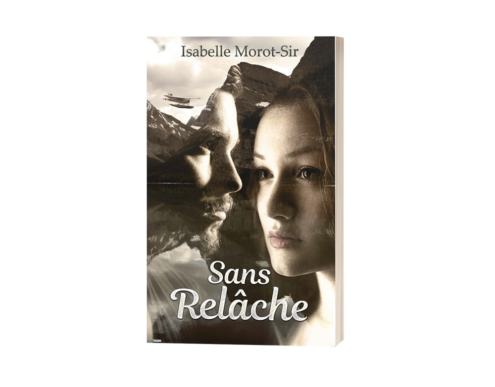 "Livre ""Sans relâche"" d'Isabelle Morot-Sir"