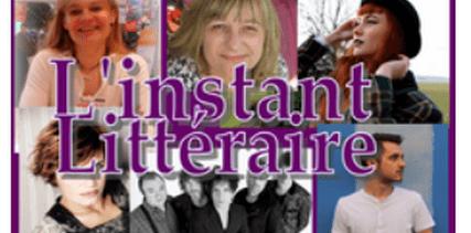 L'instant littéraire, qui parle d'Isabelle Morot-Sir