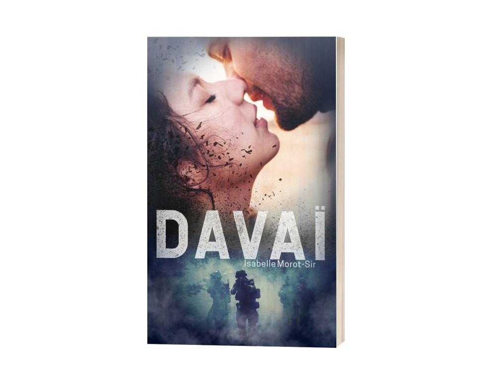 """Livre """"Davaï"""" d'Isabelle Morot-Sir"""